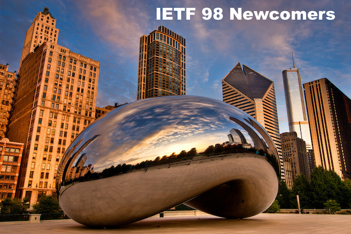 IETF 95 for Newcomers